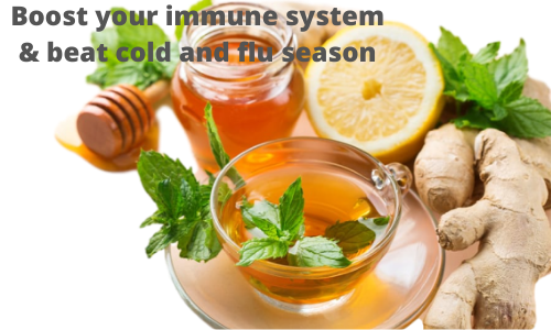 Boost Your Immune System This Flu Season