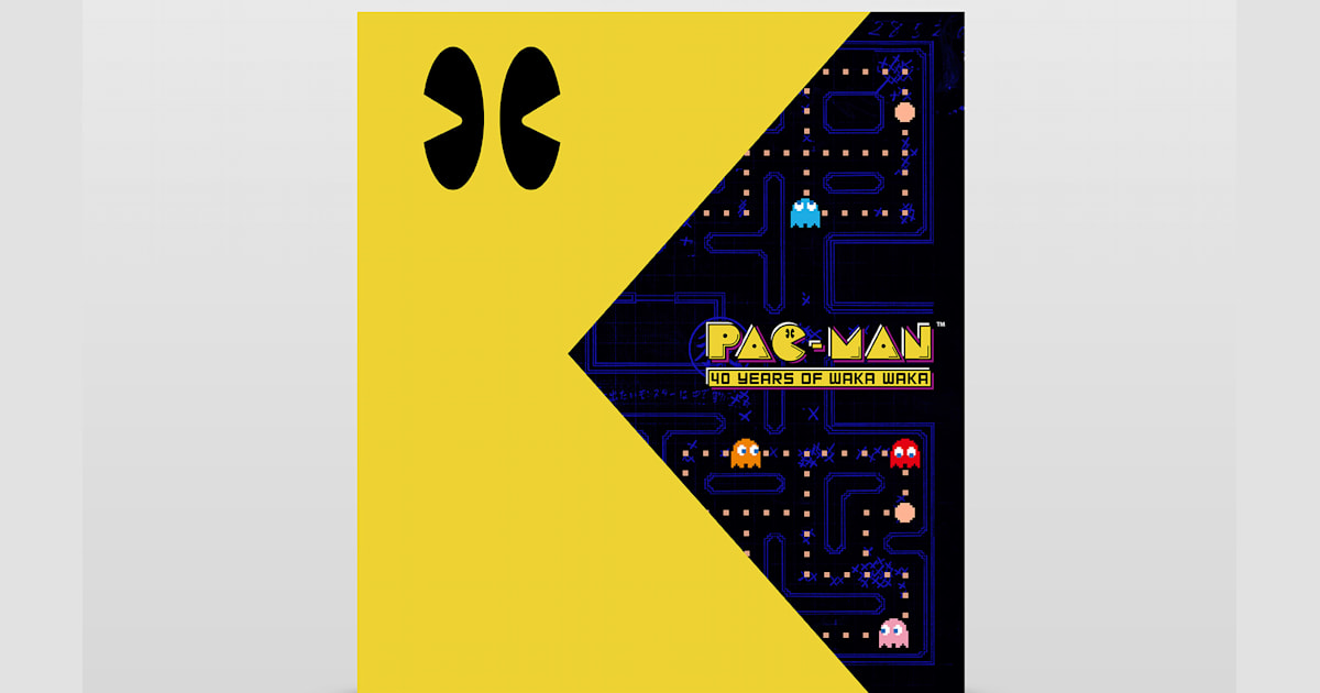 Have a Look at This Wonderful Pac-Man History Book