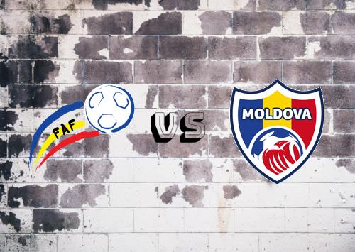 Andorra vs Moldavia  Resumen