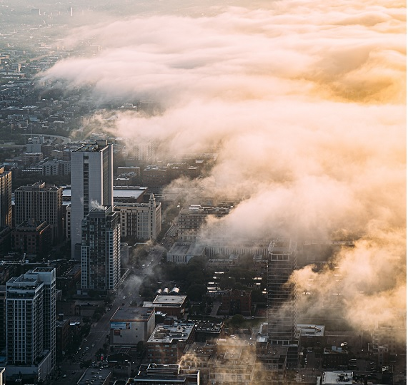 Smog pollution ; causes and effects