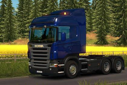 RJL Scania R & Streamline V2.2.4 for ETS2 1.35