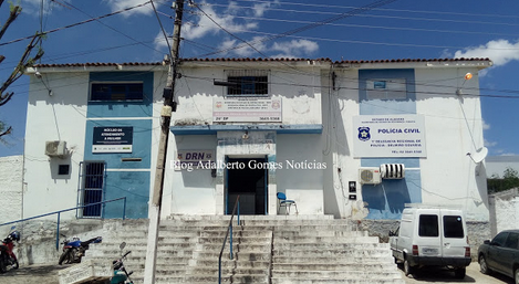 Em Delmiro Gouveia, suspeito de atirar contra o jovem Daniel Santos é preso