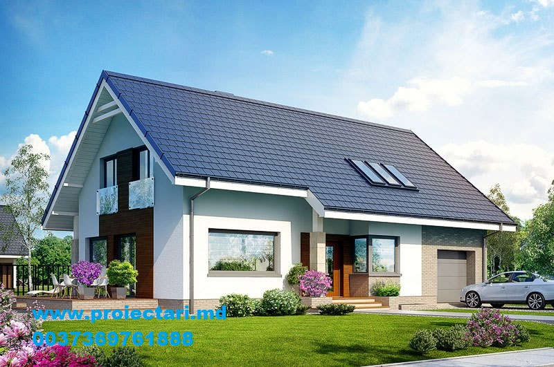 Proiecte de case: iunie 2016