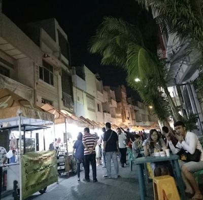 Wisata Pasar Semawis