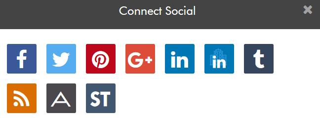 Hướng dẫn cách chia sẻ tự động bài viết mới lên các mạng xã hội
