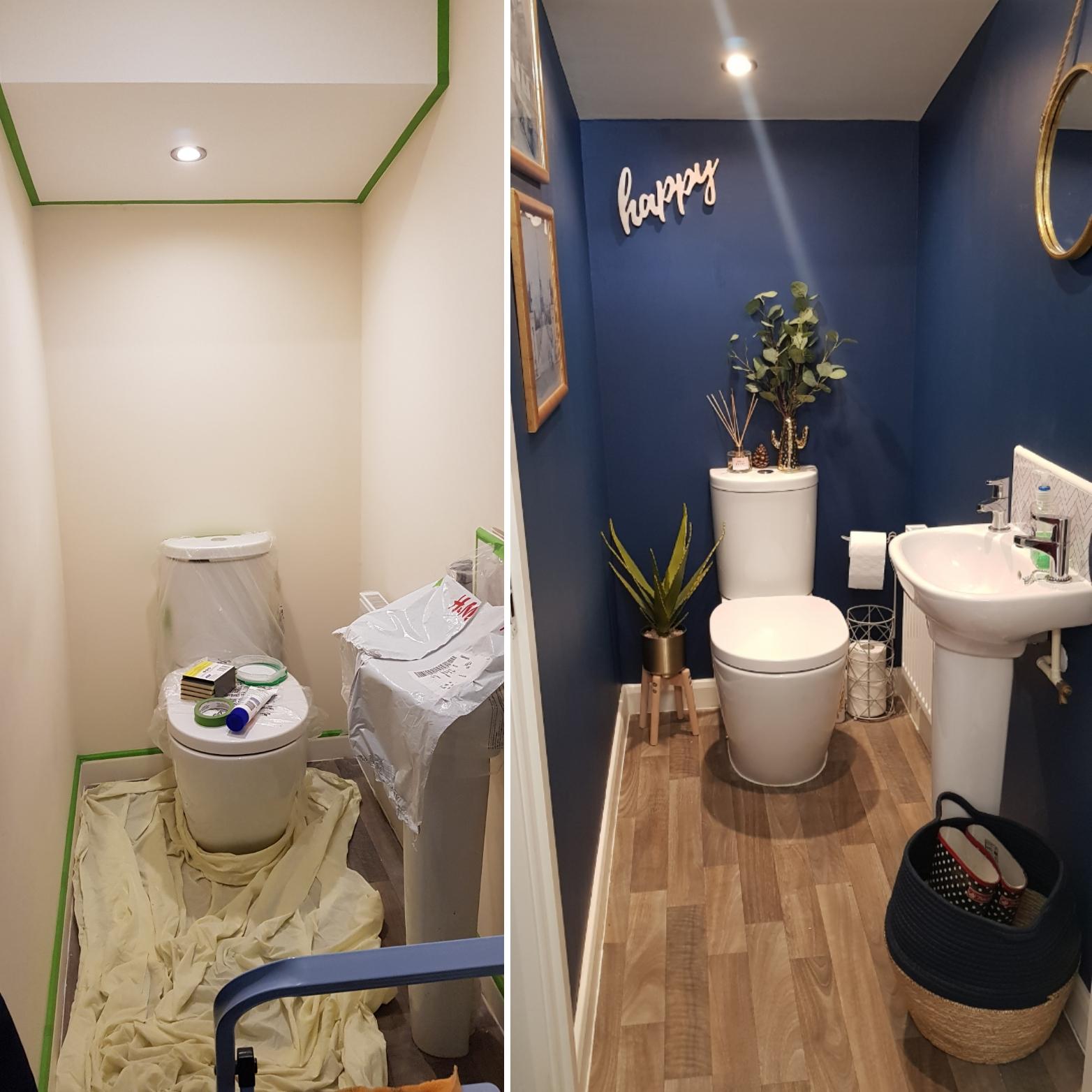 Budget Room Makeover: Before & After