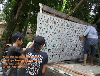pengiriman krawangan masjid Jakarta