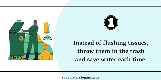 6 Tips To Save Water For Kids
