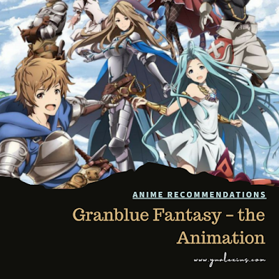 Granblue Fantasy – the Animation