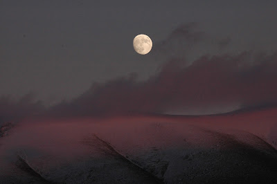 Mote Marsicano con Luna