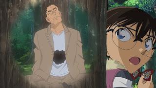 名探偵コナン アニメ 第1012話 山菜狩りとクローバー | Detective Conan Episode 1012