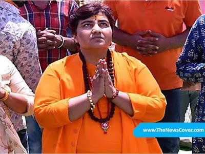 Sadhvi Pragya, news cover