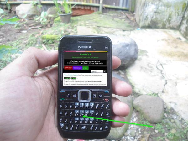 Keyboard Handphone