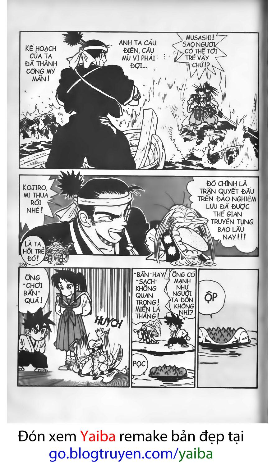 Yaiba chap 16 trang 15