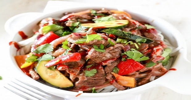 "Spicy Pepper Steak ""Take-Out"" Recipe - Kusina Master Recipes"
