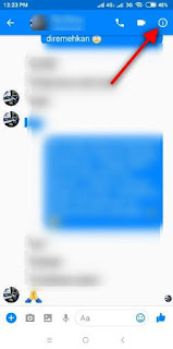 feature secret conversation di messenger
