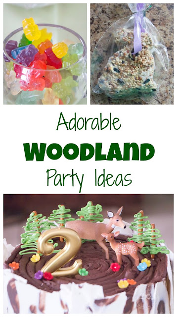 Ideas to Host an Adorable Woodland Birthday Party