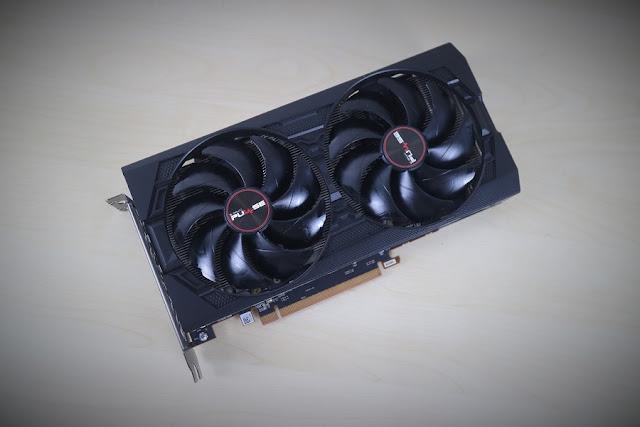 Sapphire Radeon RX 5500 XT Performance