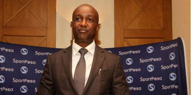 Sportpesa boss Ronald Karuiri