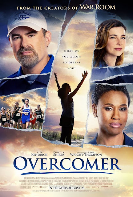 OVERCOMER Movie In Theaters August 23rd + Movie Ticket Giveaway!