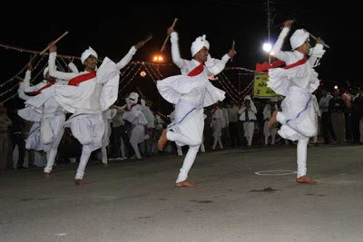 cultural activity in rann utsav