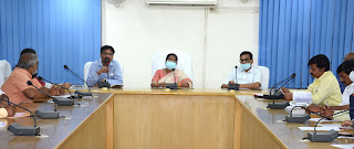 गोद लिये गये मरीजों की शिक्षक करें देखभालः कुलपति | #NayaSaberaNetwork