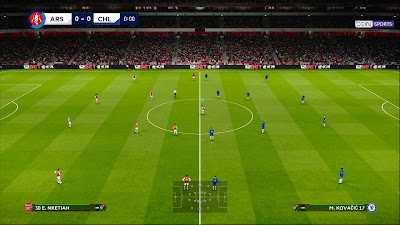 PES 2020 Scoreboard The Emirates FA Cup by SG