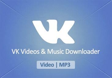 VK Downloader MP3 APK