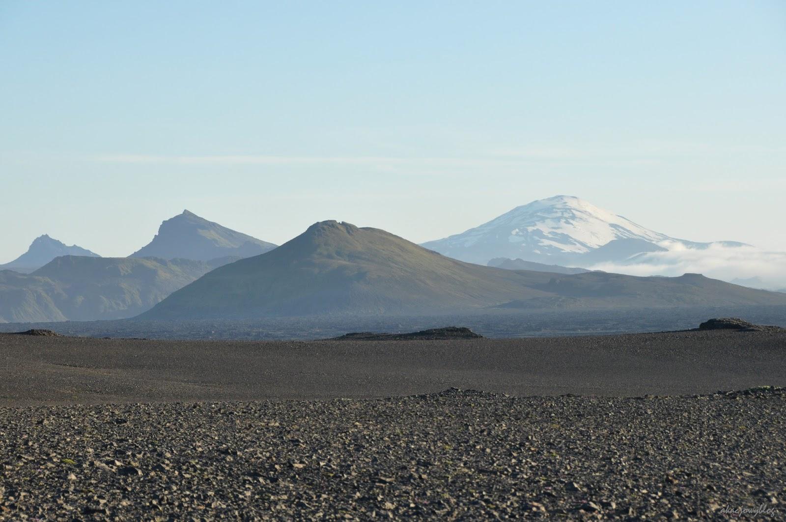 Islandia - wspomnienia z interioru.