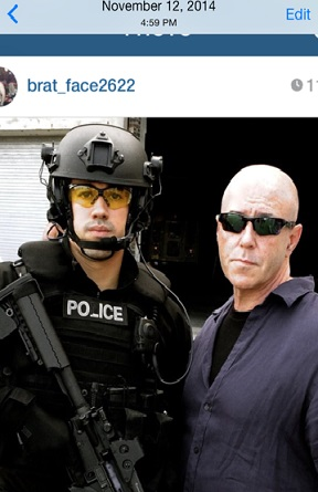 """Felon Bernard Kerik hates the FEDS and """"not worried about"""" DC Cop turning to ISIS"""