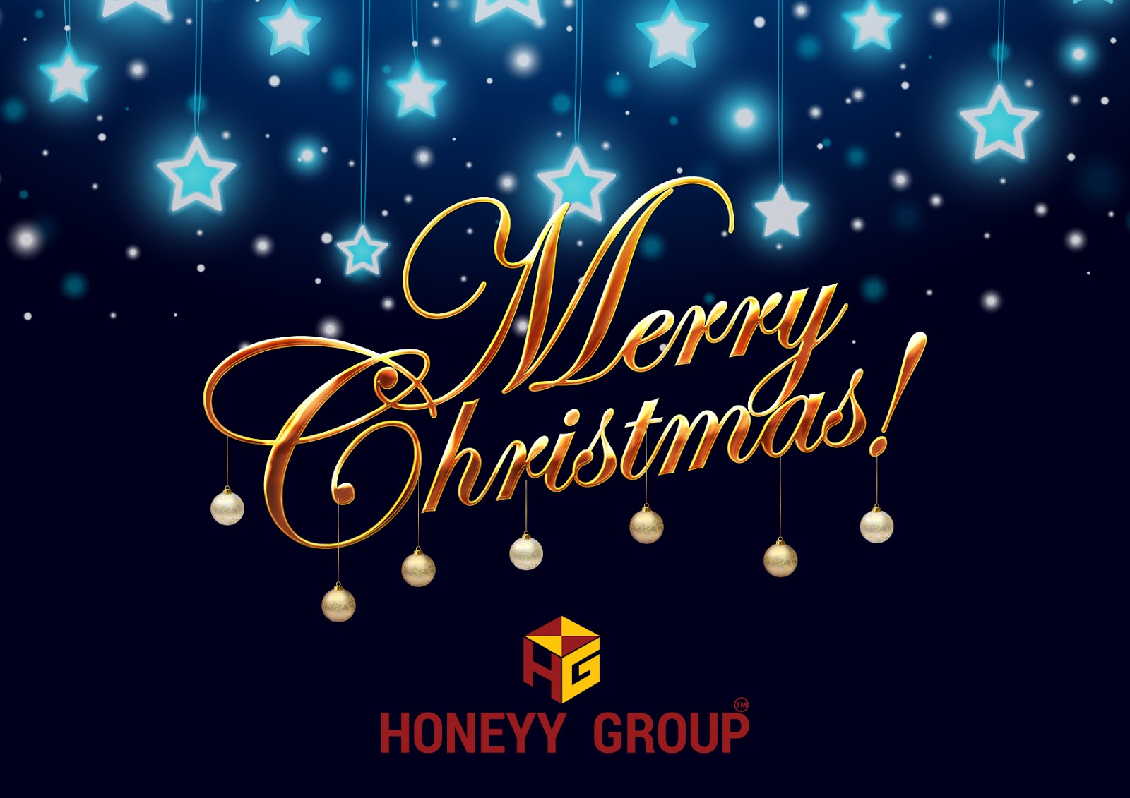 HoneyyGroup-Christmas Celebrations 2019