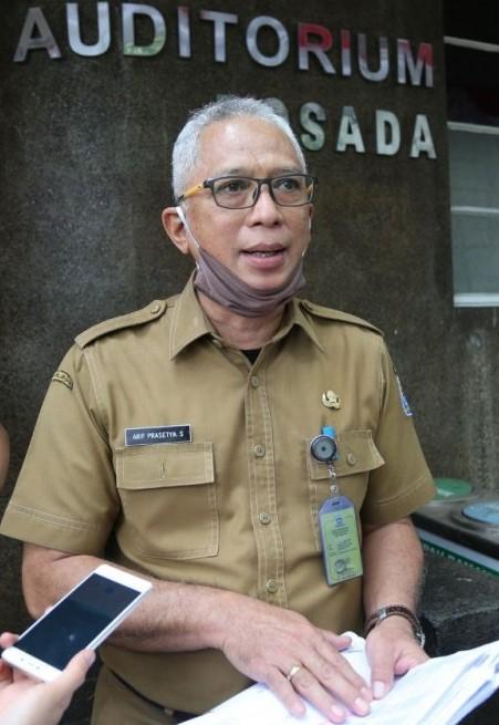 BPPD Kota Bandung Ajukan Revisi Target Pajak 2020