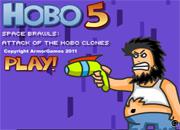 Hobo 5: Space Brawls