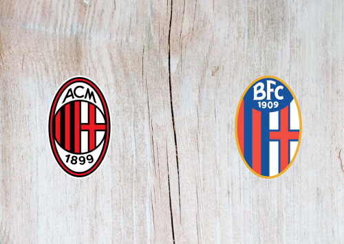 Milan vs Bologna Full Match & Highlights 18 July 2020