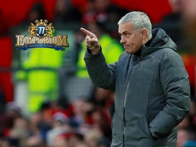 Mourinho Tidak Ingin Berkomentar Tentang Perayaan Pemain City.