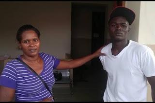 Mujer entrega a su hijo acusado de mantener en zozobra a comunitarios bajo amenaza de muerte