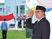 Wakil Walikota Bima Jadi Irup Peringatan Hardiknas dirangkaikan dengan Hari Otda dan Hari Kartini