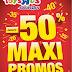 Maxi Promos – jusqu'à -50% !
