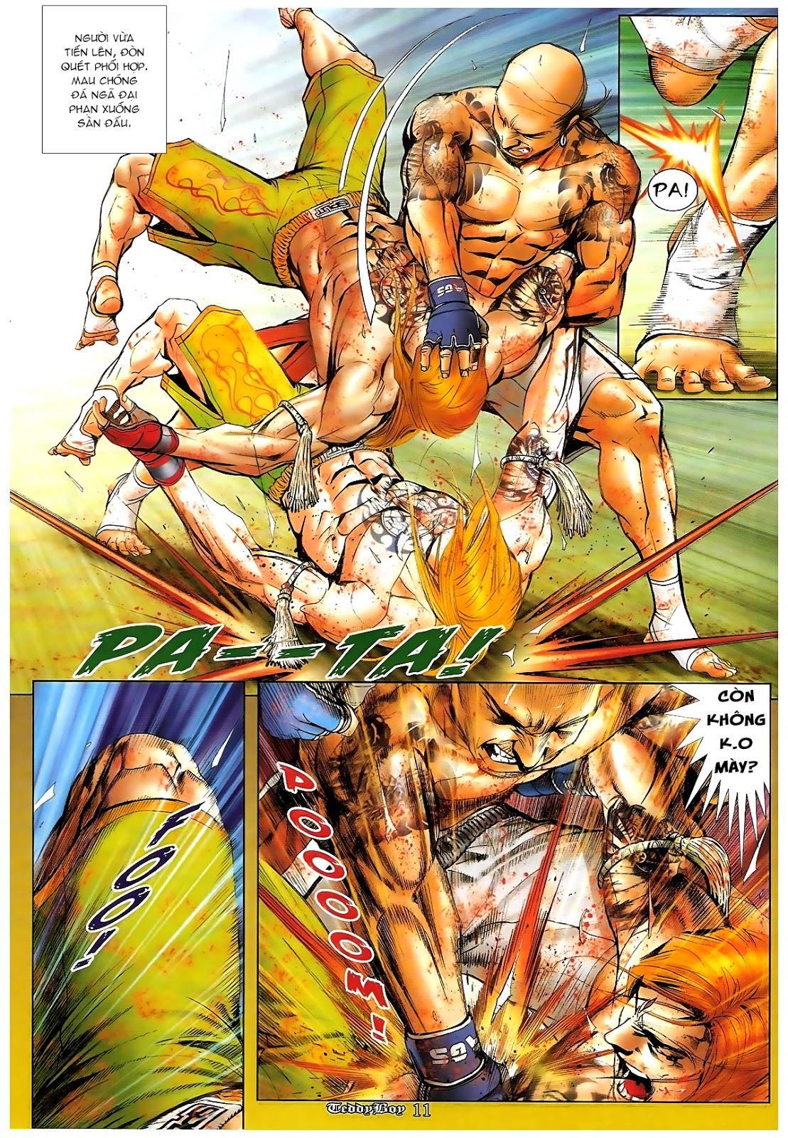 Người Trong Giang Hồ - Chapter 1254: Hiệp cuối cùng - Pic 9