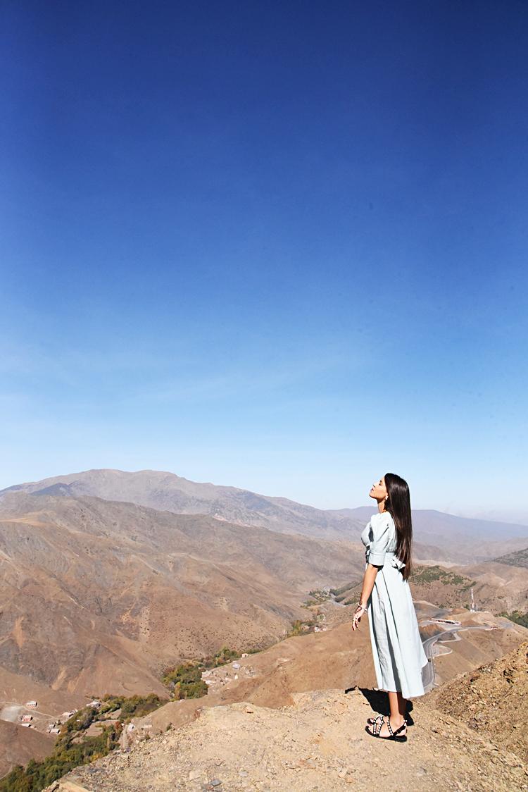 high altlas mountains