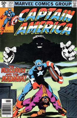 Captain America #251, Mr Hyde and Batroc