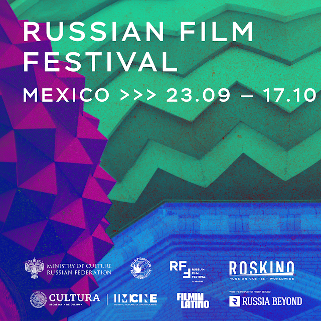 México del Russian Film Festival 2021