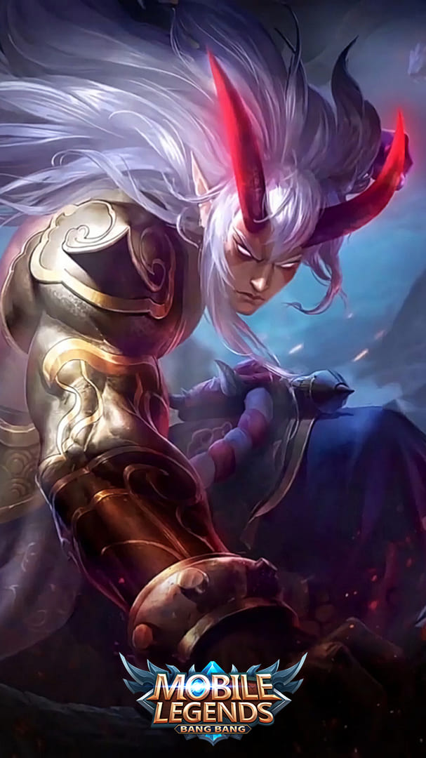 Wallpaper Badang Susanoo Skin Mobile Legends HD for Android and iOS