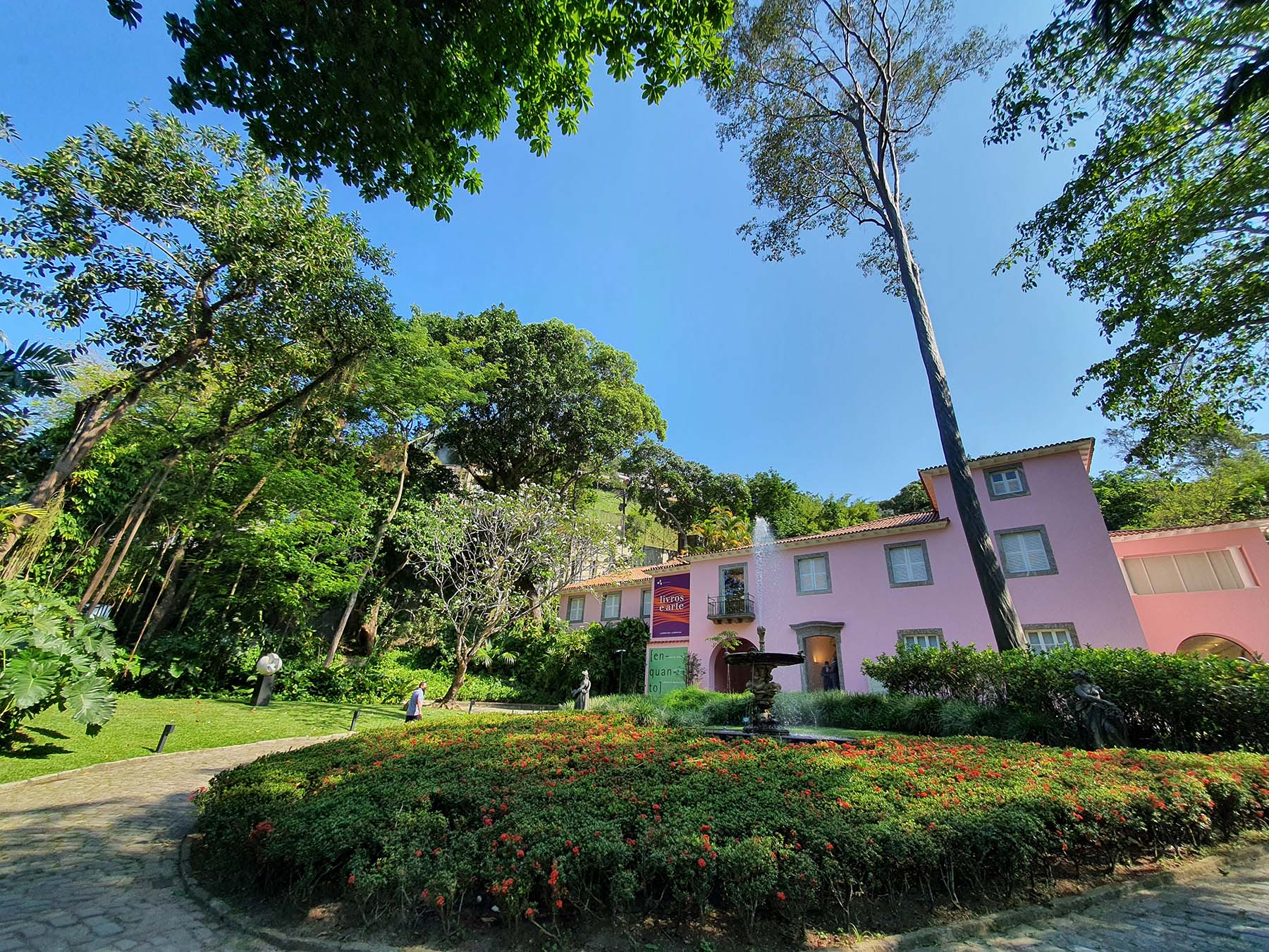 Casa Roberto Marinho, Rio de Janeiro