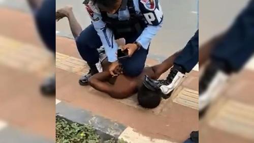 Viral Injak Kepala Warga di Papua, Anggota TNI AU Ditahan