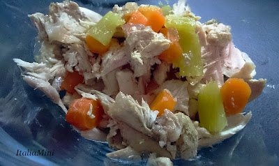 Mięso i warzywa do kotletów
