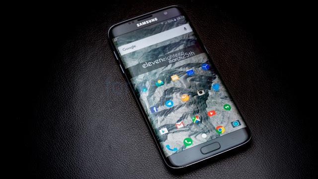 حذف حساب جوجل اكونت لجهاز Galaxy S7 EDGE SM-G935F اصدار 8.0.0 حماية U2 بدون بوكسات