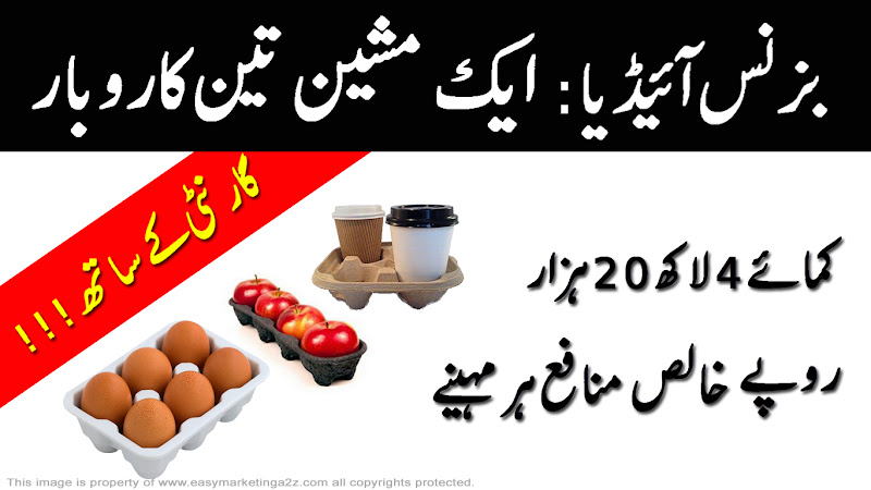 business idea in urdu