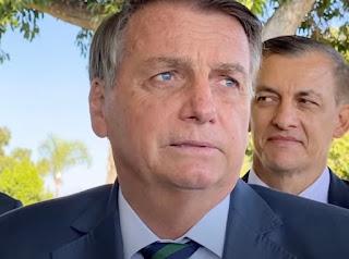 """""""É besteira"""", diz Bolsonaro sobre semipresidencialismo defendido por Lira"""