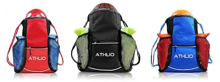 Legendary Drawstring Gym Bag Waterproof review